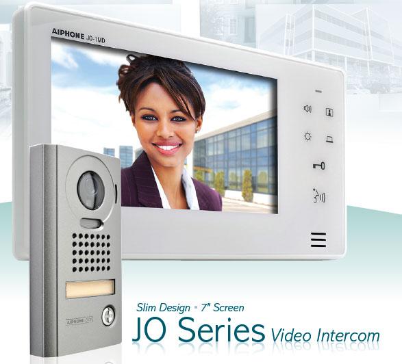 Bộ chuông cửa có hình Aiphone JOS-1V