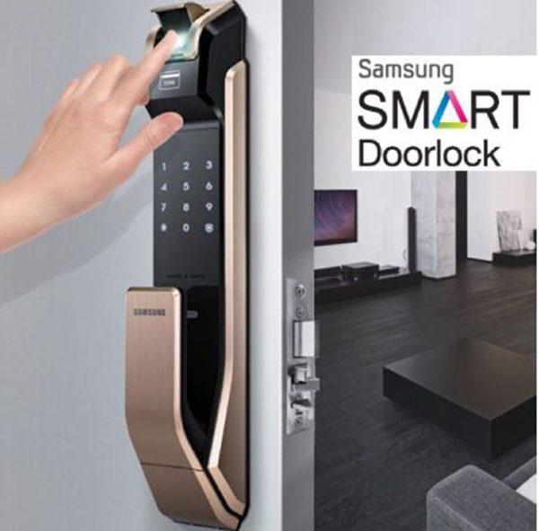 Các mẫu khóa cửa vân tay Samsung
