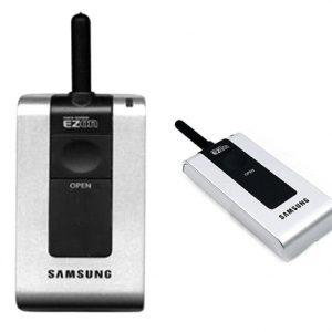Điều khiển từ xa khóa Samsung