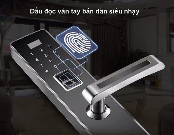 Khóa bảo mật hiện đại
