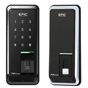 Khóa cửa bảo mật EPIC POPSCAN