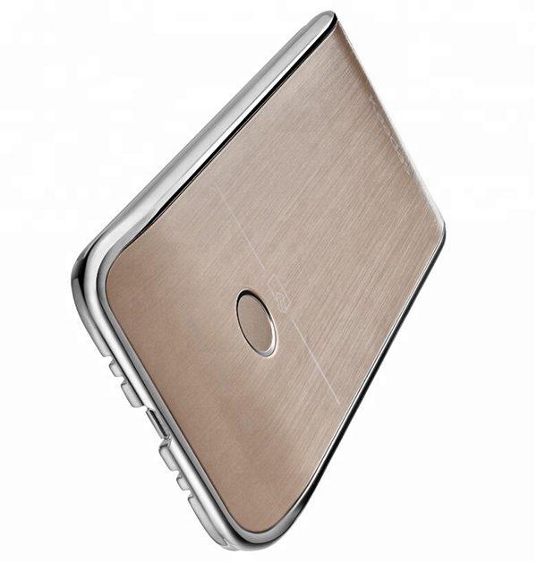 Khóa điện tử vân tay Kaadas R7 Gold