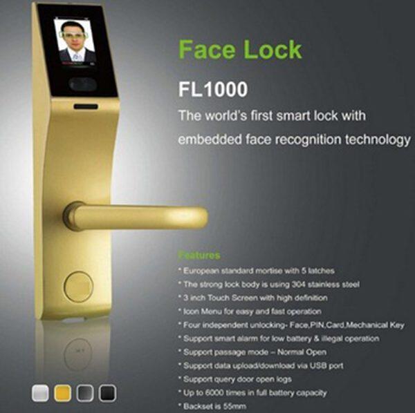 Khóa nhận diện khuôn mặt FL1000