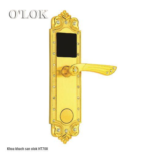 Khóa thẻ khách sạn O'LOK HT-708
