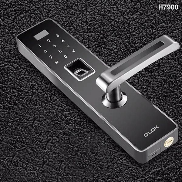 Khóa vân tay an toàn H7900 PLUS
