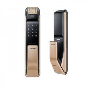 Khóa vân tay giá rẻ Samsung SHS-P718