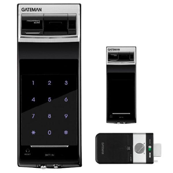 Thiết kế tinh tế của khóa bảo mật Gateman