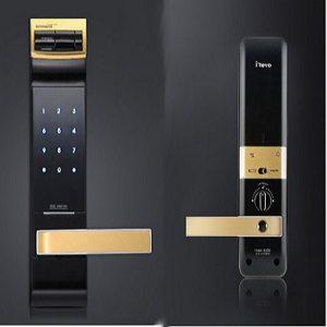 Thiết kế tinh tế, sang trọng của khóa cửa điện tử Gateman